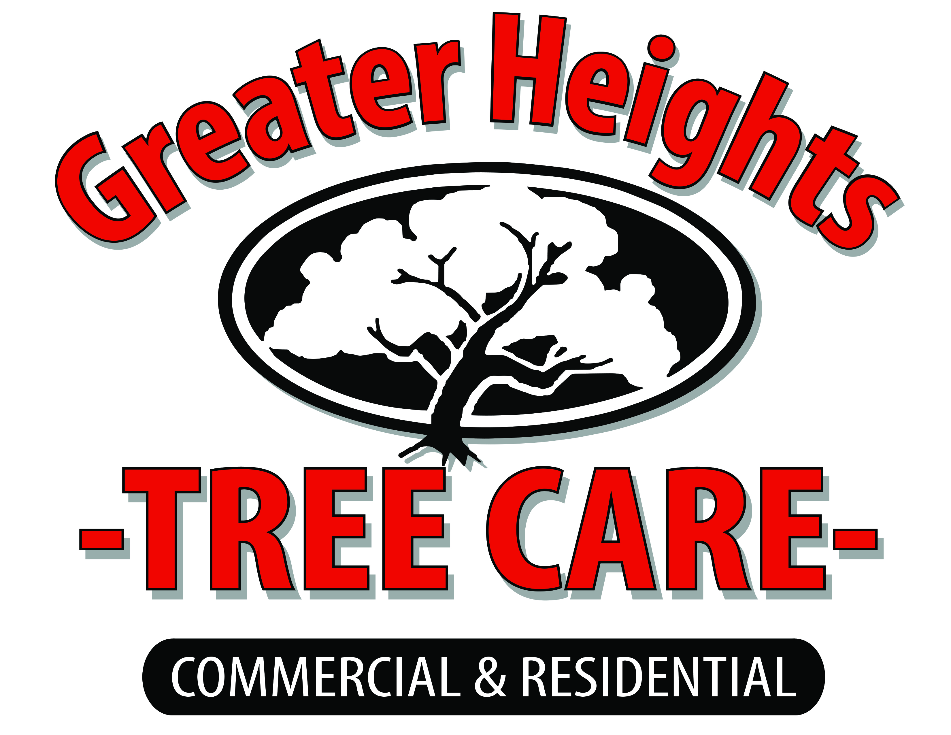 Greater Heights Tree Care LOGO